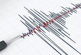وقوع زلزله ۵.۴ ریشتری در شیراز