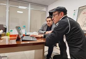 جلسه ویژه مدیرعامل سرخها با مربی