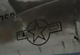 (ویدئو) ساقط شدن هواپیمای ارتش آمریکا در افغانستان