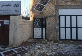 آسیب ۱۰ تا ۳۰ درصدی برخی واحدهای مسکونی در خانهزنیان