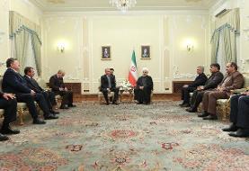 روابط ایران و روسیه بر خلاف خواست آمریکا رو به پیشرفت است