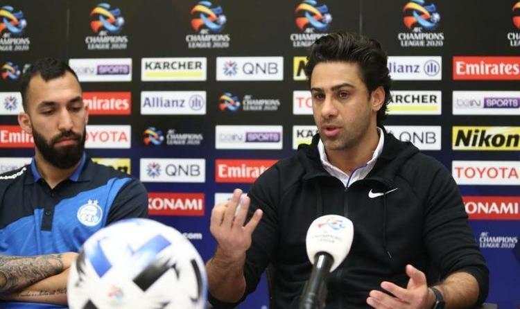 حمله مجدد فرهادمجیدی به AFC برسرممنوعیت پرواز از دوبی به دوحه