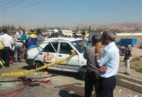 کاهش ۱۲ درصدی تصادفات منجر به فوت در کردستان