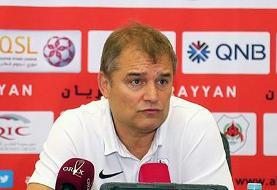 آگیره: همه بازیکنان در اوج آمادگی برای دیدار با استقلال هستند