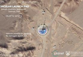 ایران در حال آمادهسازی سایت موشکی برای پرتاب ماهواره ظفر است: ماهواره سنجشی با دقت یک متر