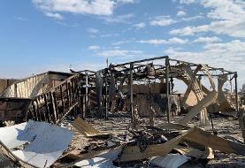 پنتاگون باز آمار را بالا برد: ۵۰ سرباز آمریکایی از حمله موشکی ایران آسیب مغزی دیدهاند/ ترامپ: سردرد بود مهم نبود!
