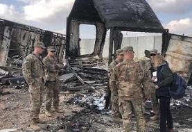 در حمله موشکی ایران به عینالاسد ۵۰ سرباز آمریکایی آسیب مغزی دیدند