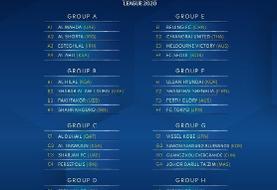 (عکس) گروهبندی کامل لیگ قهرمانان آسیا