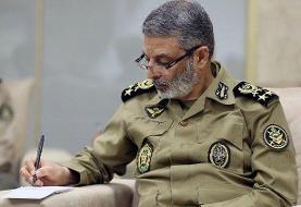 امیر موسوی: سپاه با تأسی از مکتب عاشورا در مسیر عزت و تداوم راه انقلاب گام برمیدارد