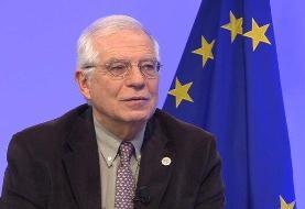جوزپ بورل: هدف از مکانیسم ماشه حل مسائل مرتبط با اجرای برجام در چارچوب کمیسیون مشترک است