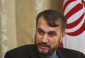 امیرعبداللهیان: شهید سلیمانی یک ژنرال ارشد نظامی و یک دیپلمات به معنای واقعی بود