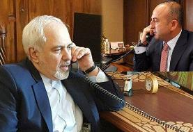 ظریف با دولت و ملت ترکیه همدردی کرد/آمادگی ایران برای ارسال کمک