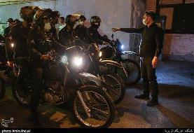 ببینید | برخورد پلیس با عرضه زیرزمینی قلیان در ایام کرونایی