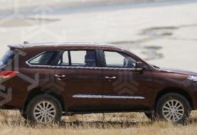 تولید نخستین خودرو شاسیبلند آفرودی درسایپا
