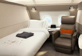 Singapore Airlines is turning a parked A380 superjumbo jet into a restaurant to cater to a ...