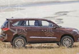 اولین تصویر خودروی آفرود سایپا | جزئیات تولید نخستین خودروی شاسی بلند ...
