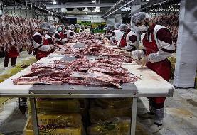 افت ۵ هزار تومانی قیمت گوشت در بازار