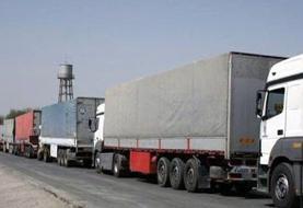 گمرک ایلام:  ۱۸۳ میلیون دلار کالا از مرز مهران به کشور عراق صادر شده