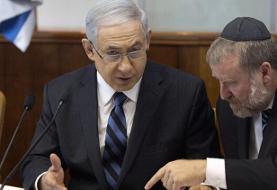 تهدید به برکناری نتانیاهو