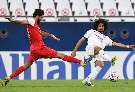 واکنش هافبک پرسپولیس به پیشنهاد تیمهای قطر و رویارویی با النصر