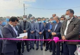 ۲۰۰ پروژه طرح هادی روستایی در گلستان بهرهبرداری شد