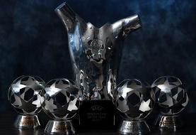 مراسم انتخاب برترینهای فوتبال اروپا؛ نویر بهترین دروازه بان شد/ کیمیش بهترین مدافع
