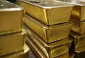کاهش ارزش دلار قیمت طلا را ۱۰ دلار گران کرد