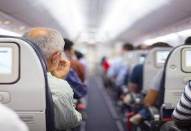 رییس سازمان هواپیمایی مجوز ۲ پرواز را لغو کرد