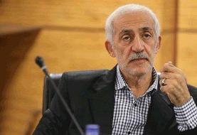 حمله محمد دادکان به تاج و وزارت ورزش