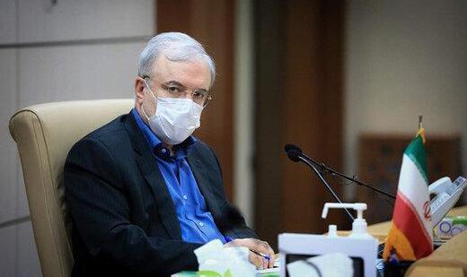 وزیر بهداشت: با بازگشایی مدارس مخالفم/ نسبت به خیز جدید بیماری در بهمن ...