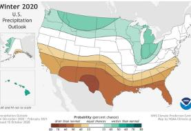 Winter might not feel like winter in the South this year, forecasters say