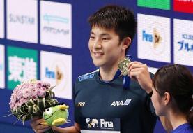 محرومیت قهرمان شنای ژاپن با ۴ طلای جهانی به دلیل خیانت به همسر