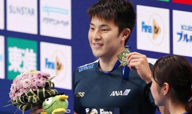 حذف قهرمان معروف از تیم ملی شنای ژاپن بدلیل خیانت به همسر