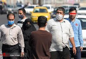 چرا هیچ کس به دلیل ماسک نزدن جریمه نمیشود؟ | رئیس پلیس تهران: این روند ...