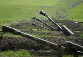 آتشبس موقت جمهوری آذربایجان و ارمنستان