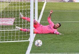 نخستین شکست رئال مادرید در لالیگا