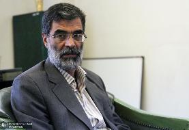 پاسخ حمید انصاری به سخنان  فائزه هاشمی درباره رژیم صهیونیستی