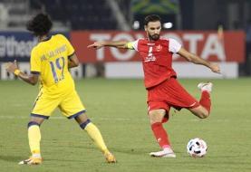 شکایت باشگاه النصر از پرسپولیس دوباره رد شد؟