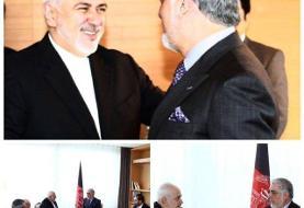 دیدار ظریف و «عبدالله عبدالله» فردا در تهران