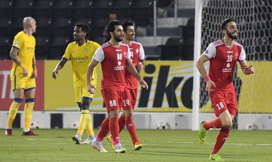 شکایت باشگاه النصر از پرسپولیس دوباره رد شد