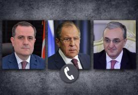 روسیه خواستار پایبندی ایروان و باکو به توافق مسکو شد