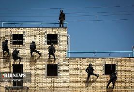 (تصاویر) نیروهای ویژه نوپو