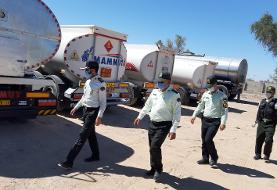 ۱۲۰ هزار لیتر گازوئیل قاچاق در ریگان کشف شد