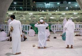 تصاویر | بازگشایی مسجدالحرام و اقامه نماز پس از ۷ ماه