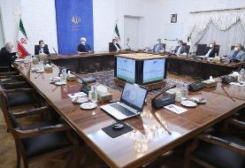 روحانی: مسئولان با آرامش و عقلانیت، مانع منازعات سیاسی شوند