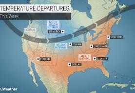 Old Man Winter to overstay his welcome across northern tier as cold, snowy conditions persist