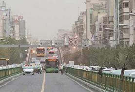 فرار تهران از ترکیبات آلی فرّار |غلظت آلاینده بنزن پایتخت برای اولین بار در شرایط مجاز قرار گرفت