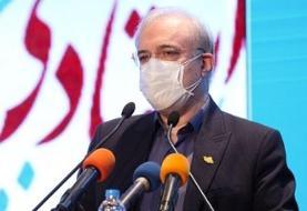 وزیر بهداشت: کرونا در کشور بدون برخورد محکم جمع نمیشود