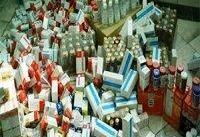 جزئیات ترانزیت ۱۶۵۴ تنی دارو از ایران به عراق