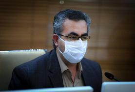 جهانپور: وزارت بهداشت هیچ مجوزی برای تجمع و برپایی مراسم در مشهد نداده است
